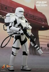First Order Flametrooper 1/6th Scale Figure Mms326 Andndash Star Wars - Hot Toys