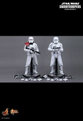 First Order Snowtroopers 1/6th Scale Figure Mms323 Andndash Star Wars Hot Toys