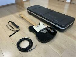 Present Discontinued Fender Usa American Standard Telecaster