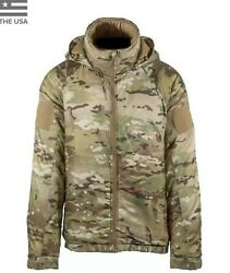 Nwt Beyond Clothing A7 Cold Jacket Durable Multicam Climashield Apex Large