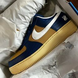 Nike Air Force 1 Low X Undefeated Dm8462-400 - Size 12m - Ships Immediately