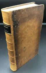 The Travels Of Sir John Mandeville 1725 First Edition Leather Very Rare