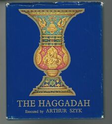 The Haggadah Executed By Arthur Szyk 1965 Hebrew And English