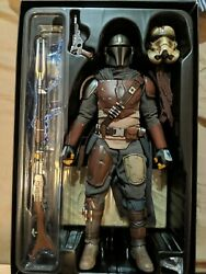 Hot Toys Mandalorian Tms007 1/6th Scale Figure Star Wars