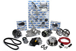 174015 Vintage Air 174015 Sbc Front Runner Drive System With Power Steering