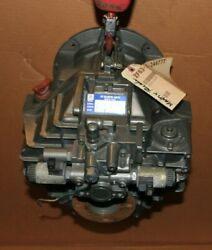 Zf 63 Marine Transmission 1.51 Gear Ratio Low Hours Electrical Shift