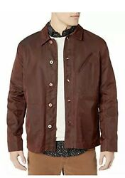 Billy Reid Mens Copper Tack Button Unlined Game Ja 695 Msrp Xl