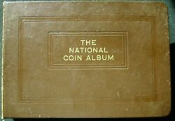 Wayte Raymond The National Coin Album For Lincoln Cents 1909-1957 No Coins