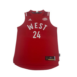 Kobe Bryant 24 2016 Toronto All Star Game Jersey Size Youth Large Adult Small