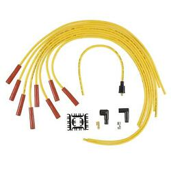 Accel Universal Fit Spark Plug Wire Set For 1981 Lincoln Mark Vi Bd847f-939a