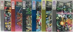 Valiant Comic Deathmate Collection Prologue Yellow Blue Black Red And Ex