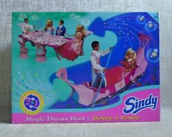 Sindy Magic Dream Boat Table To Boat Misb Hasbro 1996 Made In Spain