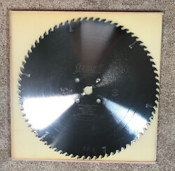 Freud Lsb67004 Carbide Tipped Saw Blade 670mm X 72t Single Double Panel Sizing