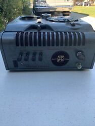 Webster Chicago Wire Recorder W/ Electronic Memory Model 18-11 R