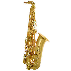 Brand New Yamaha Alto Saxophone - Yas 480 In Gold Lacquer - Ships Free Worldwide