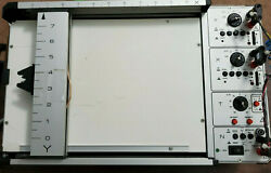 Linseis Ly1500 Ly Flatbeed Chart Recorder Xy Compact Rackmountable