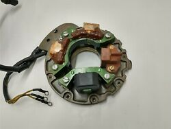Used Stator,sensor, Coil On Plate 15 Hp Johnson Evinrude Outboard