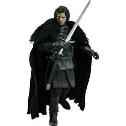 Game Of Thrones Action Figure Jon Snow 1/6 Series Tv Hbo Guardians Of Night 1