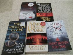 5 Hb Mary Higgins Clark Pretend You Donand039t See Her Every Breath You Take Death We