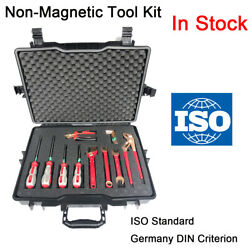 Non-magnetic Tool Kits Non-sparking For Medical Equipment Maintenance German Din