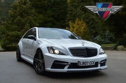 Mercedes Styling S Class Black Series Full Body Kit For Mercedes S Class W221
