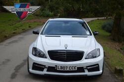 Mercedes S Class Styling Black Series Full Body Kit For Mercedes S Class W221