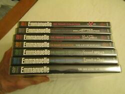 Alain Siritzkyand039s Emmanuelle Private Complete Pal Region 0 Dvd Used