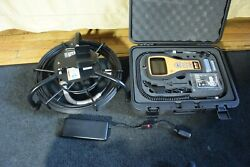 Gen Eye Camera Sewer Reel Micro Scope With 100' Cable  Clean Ridgid Seesnake