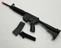 Gfm4bt Carbine Air Soft Rifle. 6mm .12 With Magazine No Charger