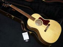 Gibson L-00 Studio Walnut / Antique Natural Acoustic Guitar With Hard Case Japan