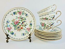 Beautiful Cup And Saucer Set - Pembroke By John Aynsley China England