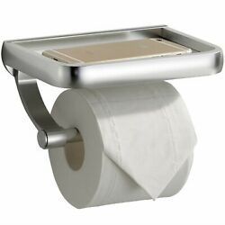 Wall Mounted Bathroom Tissue Holder For Smartphone - Best Selling Item