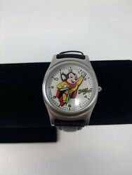 Fossil Limited Edition Mighty Mouse Watch 1994- 4,613/15,000