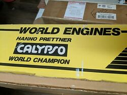 Rc Airplanes Calypso Pattern Wings Only Rtc