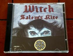 Witch Salem's Rise 1985 / Occult Heavy Metal / First Time On Cd