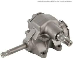 Quick Ratio Manual Steering Gear Box For Chevy Bel Air Normad 1955 1956 1957