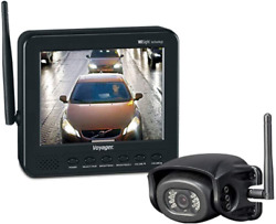Asa Voyager Wireless Wisight Camera System With 5.6 Monitor For Prewired