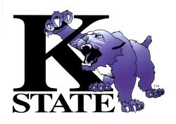 Bulk Lot Of 1000 K-state Wildcats Postcards - New And Unused