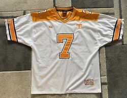 Tennessee Vols Home Colosseum Athletic College Football Jersey Men's Xlarge 7