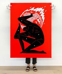 Cleon Peterson World On Fire Large Shepard Fairey Os Gemeos Banksy