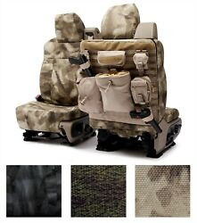 Coverking A-tacs Tactical Tailored Custom Seat Covers For Ford Thunderbird