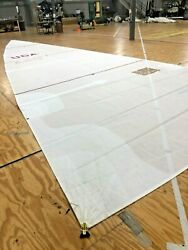 Quantum Dacron Crosscut Mainsail For 35and039-40and039 Racer/cruiser