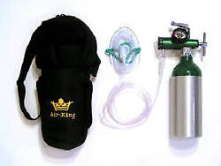 Aviation Aircraft Portable Emergency 4cf Bailout Oxygen System
