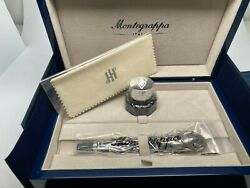 Montegrappa Game Of Thrones Winter Is Here Night King Fountain Pen Xxx/300 M Nib