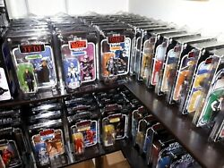 Star Wars Vintage Retro Collection Lot You Choose Updated Often Combine Shipping