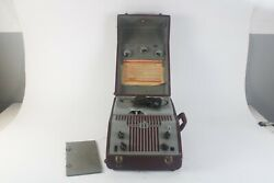 Webster Chicago Model 80-1 Wire Recorder