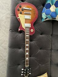 Bb King Signed Guitar Autographed Beautiful