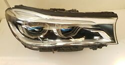 Oem Bmw Lhd G11 G12 Laser Headlight Right Equipped 63117451856