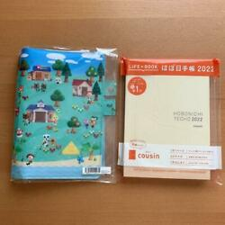 Hobonichi Techo 2022 January Cousin Animal Crossing Forest $235.95