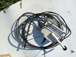 Mercury Mercontrol Remote Throttle Control Approx 15ft Motor Outboard Boat